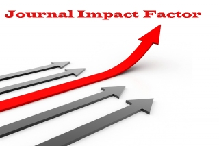 Our impact factor, zooming ahead