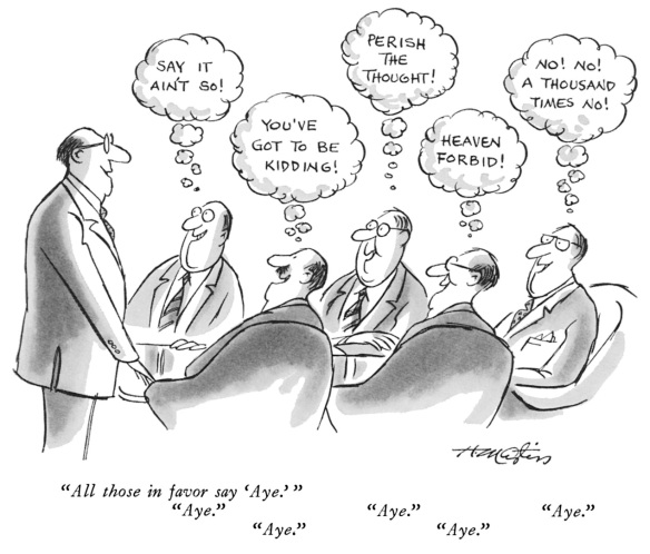 © Henry Martin (The New Yorker Collection/The Cartoon Bank)