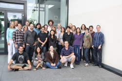 IPM course participants at the Max Planck Institute for Demographic Research, Rostock, Germany