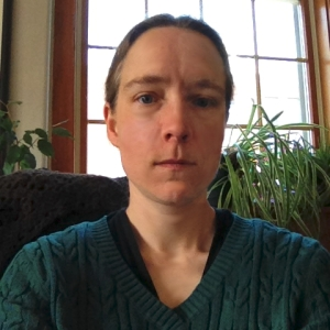 New Associate Editor: Sarah Goslee