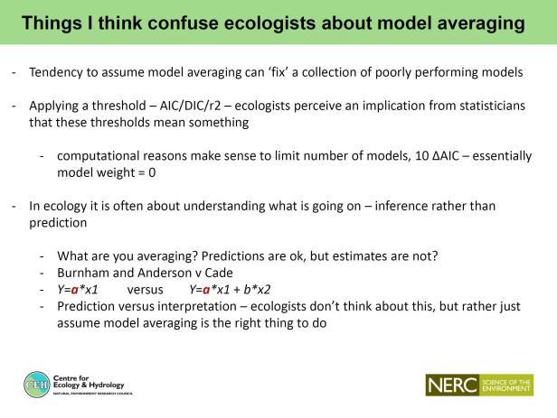 model-averaging