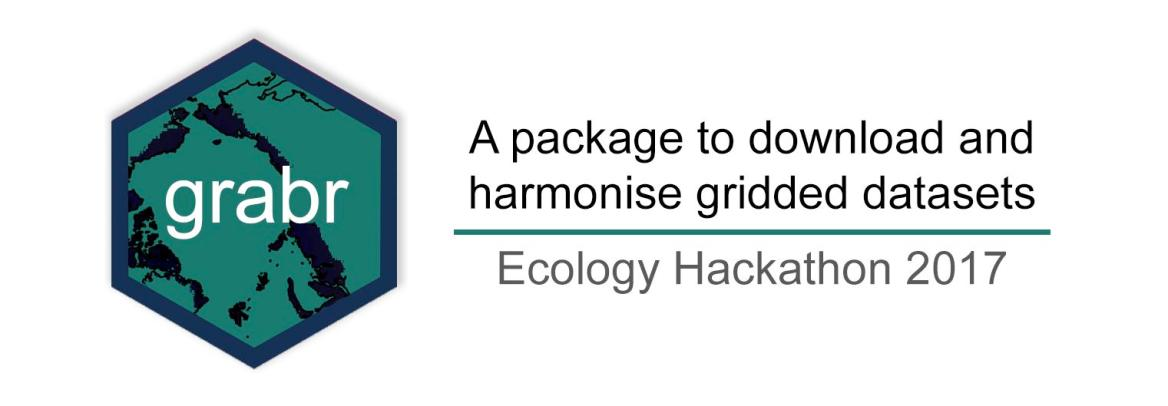 Ecology Hackathon at Ecology Across Borders 2017
