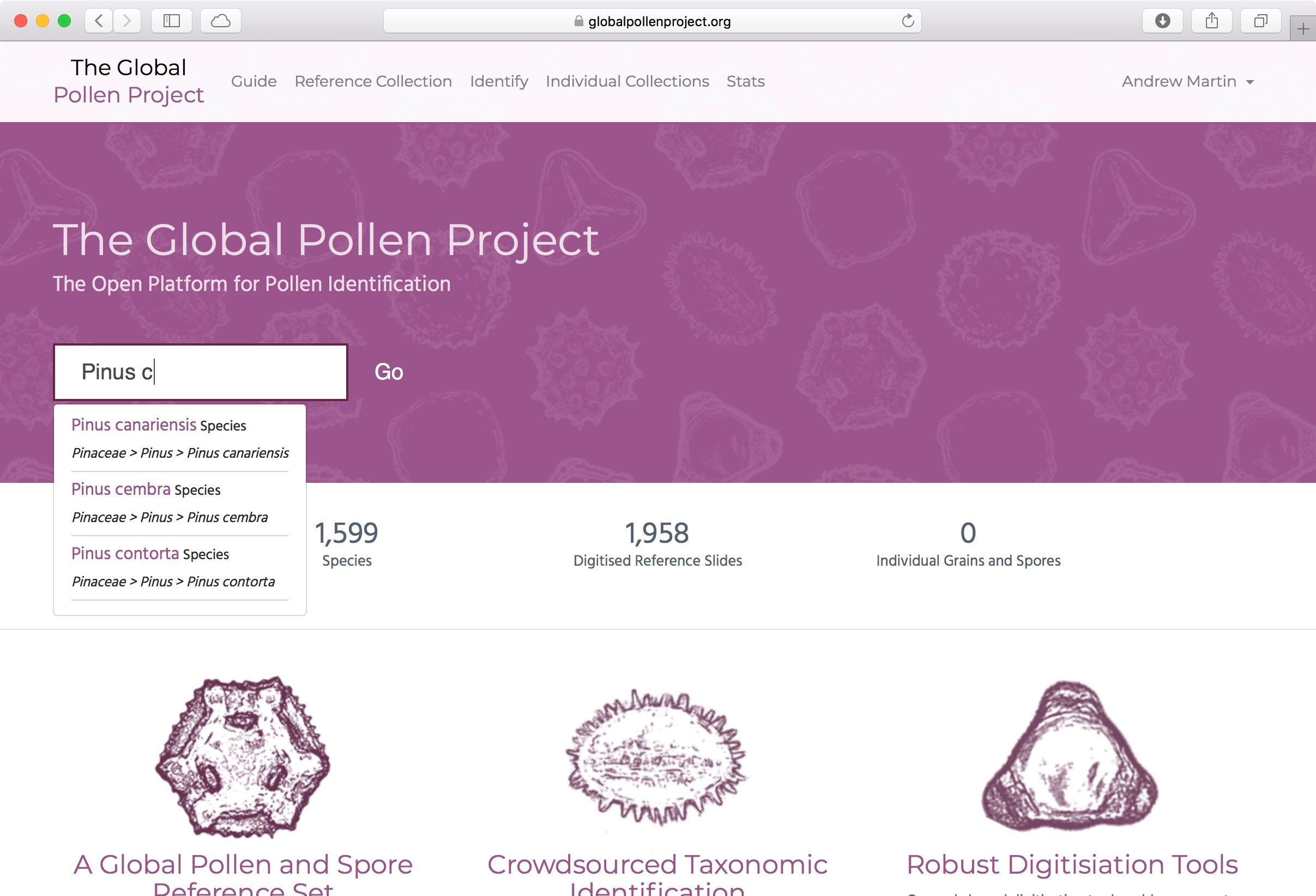 The Global Pollen Project: An Update for Methods Readers | methods blog
