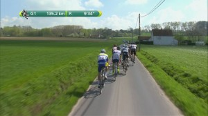 Archive footage of the Tour of Flanders obtained by Flemish broadcaster VRT - Flanders Classics